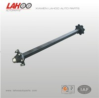 australia trailer axle rubber torsion half axles without no MOQ