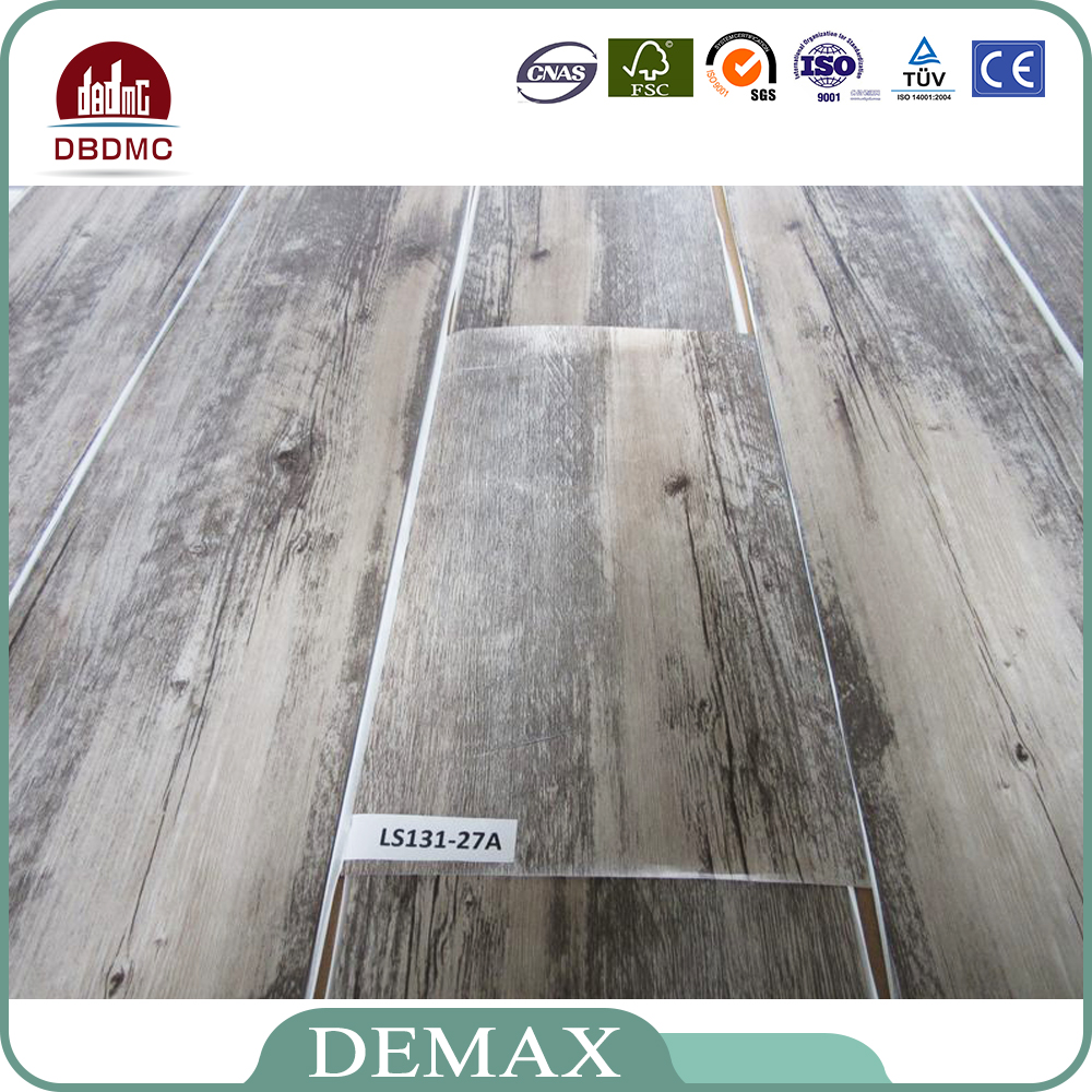 Top Quality Fire proof Waterproof Durable anti-static light yellow wood oak Plastic PVC Vinyl Flooring Wooden Laminate Flooring