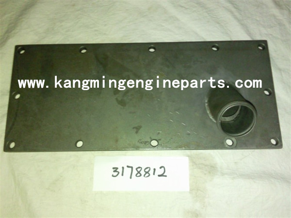 Chongqing Cummis KTA38 Engine 3178812 Cover Hand Hole power supply china manufacturer