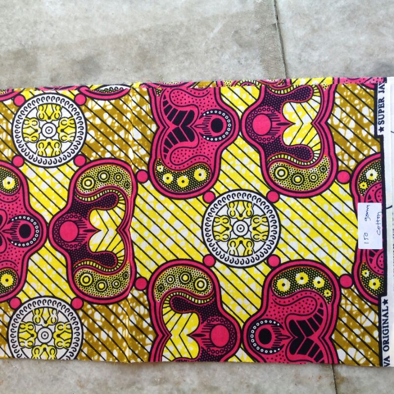 African dress bazin riche fabric africans clothes of B0022