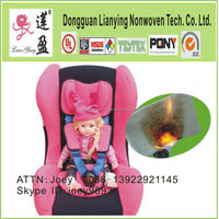 fireproofing nonwoven fabric for seat