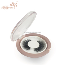 Private Label Pakcage Fluffy 3D Mink Fur Eyelash