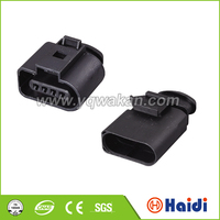 1J0 973 704 vw car 4 way plastic male and female electric cable connector