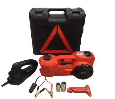 electric car lift jack /mutilfuction electric hydraulic floor jack and electric impact wrench3 in1