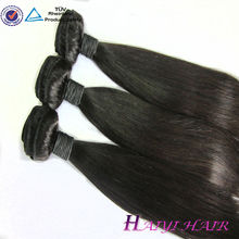 No Shed No Tangle Unprocessed Virgin Remy Supreme Hair Weave Straight