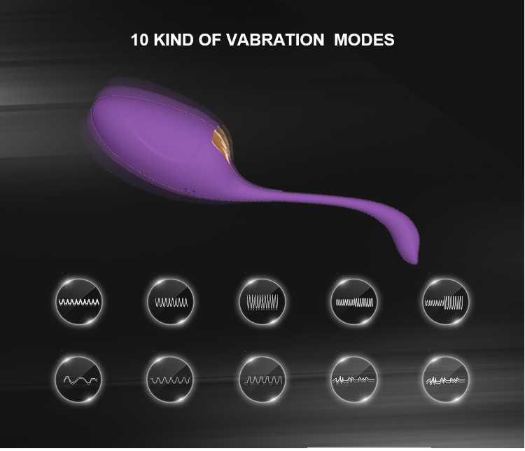 Wireless Waterproof Single Motor Wireless Vibrator