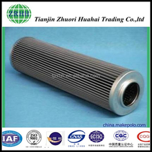 good filtration precision and high pressure hydraulic filter used for excavator and car engine