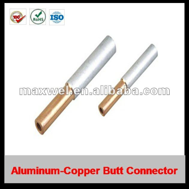 GTL aluminum copper cable splicing wire connectors/terminals
