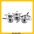 Hot selling silicon cookware set with low price
