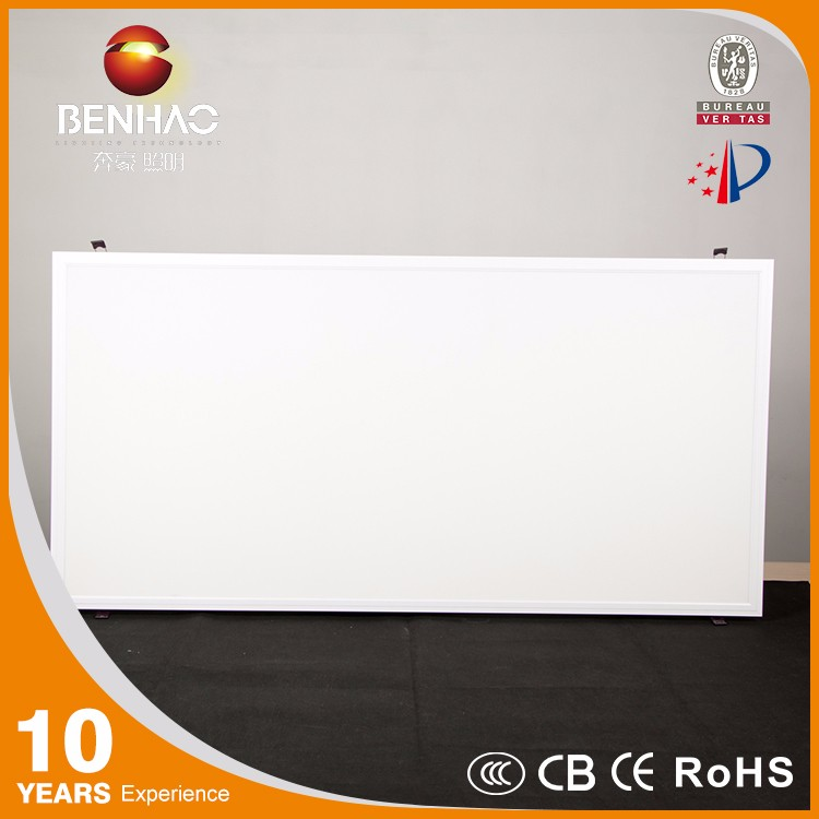 Super bright inside flush Smd recessed 72W led 1200x600 ceiling panel light