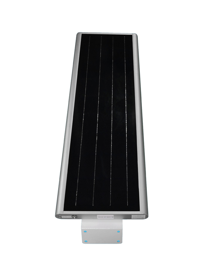 Newest design all in one type outdoor ip65 waterproof motion sensor led solar light