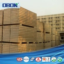 OBON quick installation precast concrete hollow slab for floor