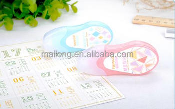 Creative learning stationery tape students alter with correction tape PN3373