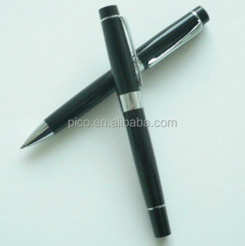 Promotional Executive Gift High Quality Metal Ballpoint Pen And Roller Pen Set