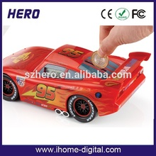 OEM/ODM children saving boxes money bank with sound Suitable for all coins
