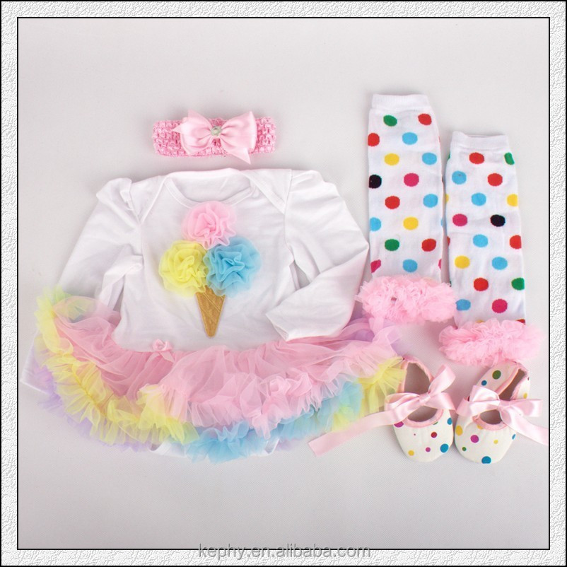1st Birthday Pettiskirt ,baby rompers with warmleg and shoes VALENTINE OUTFIT with Long Sleeve, headband and diap