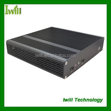 Iwill X4 industrial mini itx pc case/computer case towers