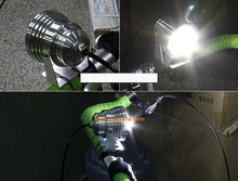 On sale 10W LED Light/ Car LED Work Lamp/DC 12v Led Work Lamp for Motor, Bike can work in the underwater