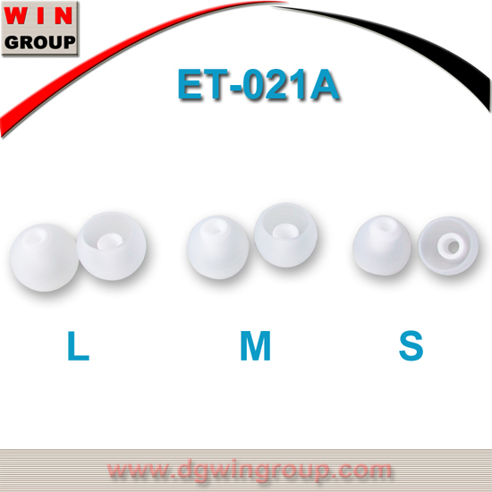 High Quality Earphone Replacement Silicone Tip-ET021