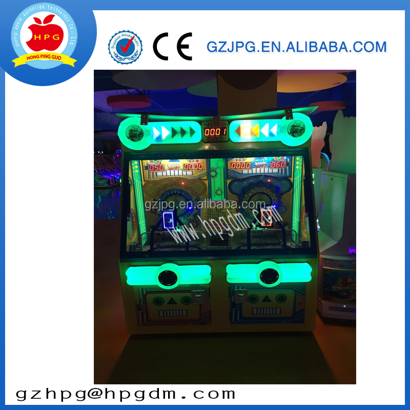 The Newest Popular Amusement Equipment Coin Pusher
