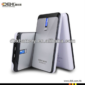 High Capacity Portable Power Bank 20000mah for laptop MP-20000B