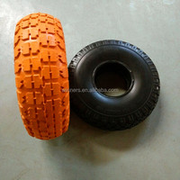 tyre tube 3.00-4 solid foam tire
