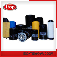 Factory direct supply China cheap best motor oil filters With Low Price