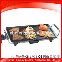 New portable production electric solid element cooktop