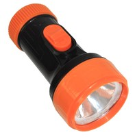 Kenya Tanzania hot sale BC5098A led battery flashlight with COC certificate
