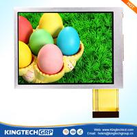 40 pin transflective ips 3.5 inch 640x480 lcd