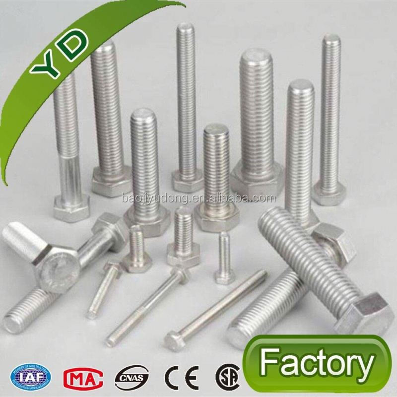 hex female screw, screw with internal thread, bicycle titanium screw