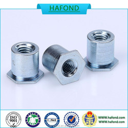 High Grade Certified Factory Supply Fine Sheet Metal Threaded Inserts Threaded Inserts