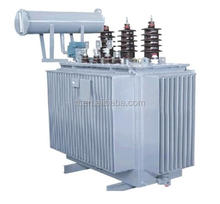 6300KVA 35KV 3-Phase Double-Winding Oil Immersed Power Transformers