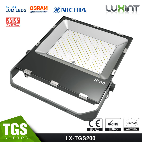 Brand new led flood light tech box shenzhen factory price