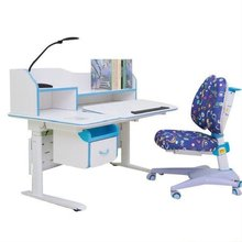 Bottom price best selling adjustable children desk and chairs