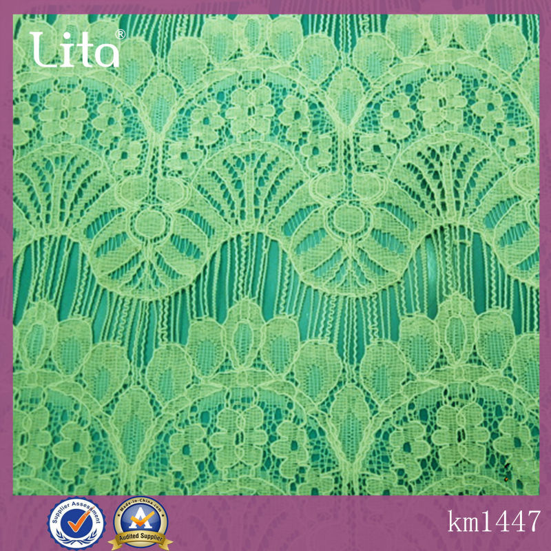cottton Material and Voile Fabric Type eyelash velvet african lace fabrics