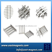 2015 new ndfeb large magnet bar for filter