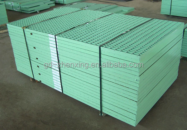 2015 Square fiberglass mesh frp sheet grating