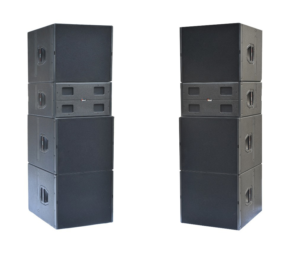 SPE AUDIO newly LA-QSUB single 18 inch 800W high end passive line array subwoofer speaker