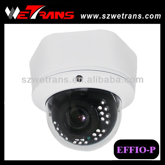 WETRANS TR-LD756EPH 700tvl Sony Effio-p CCD Night Vision Dome Security Cam