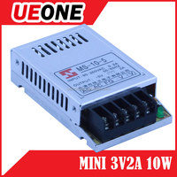 Hot sale 10w 3v 2a switching power supply CE factory price ms-10-3