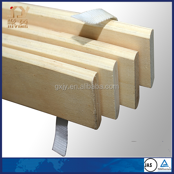 low price poplar Laminated Veneer Lumber and pine LVL used for inside