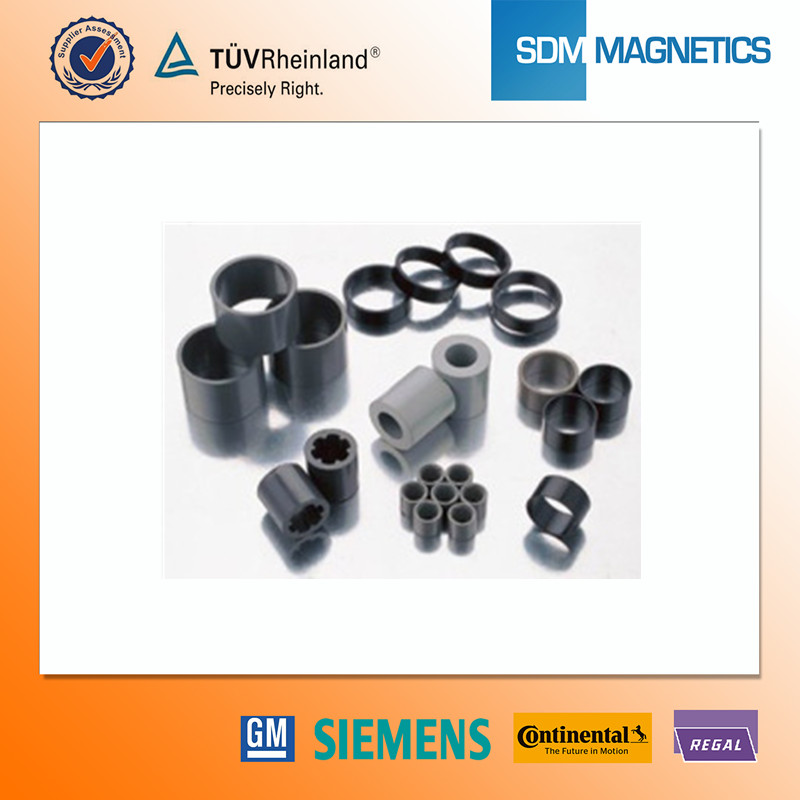 High Solvent Plastic Bonded Magnets Factory Supply Neodymium Magnet