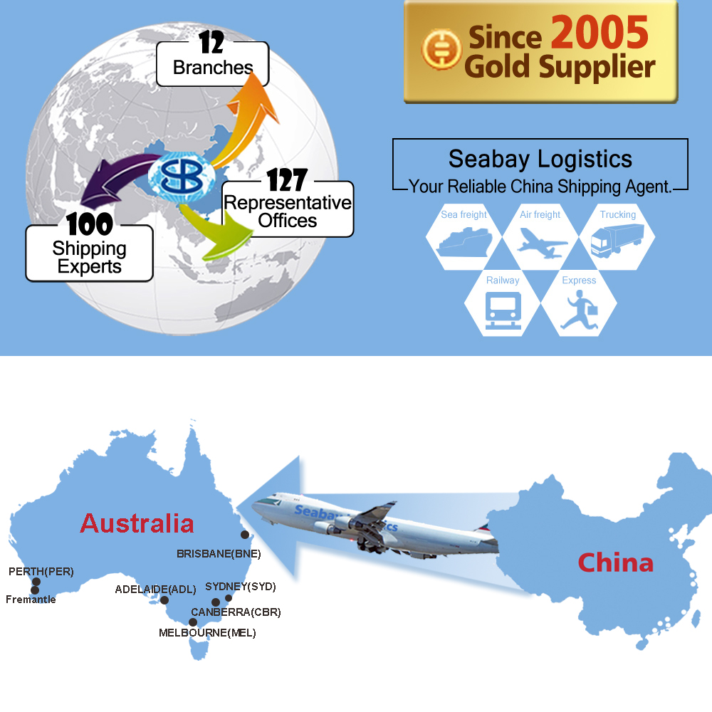 cheap air freight china to melbourne perth sydney australia