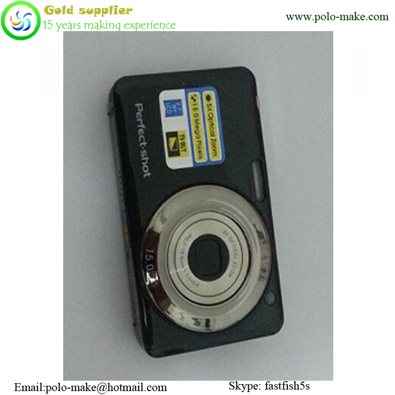15M compact 3d digital camera high clear camara digital
