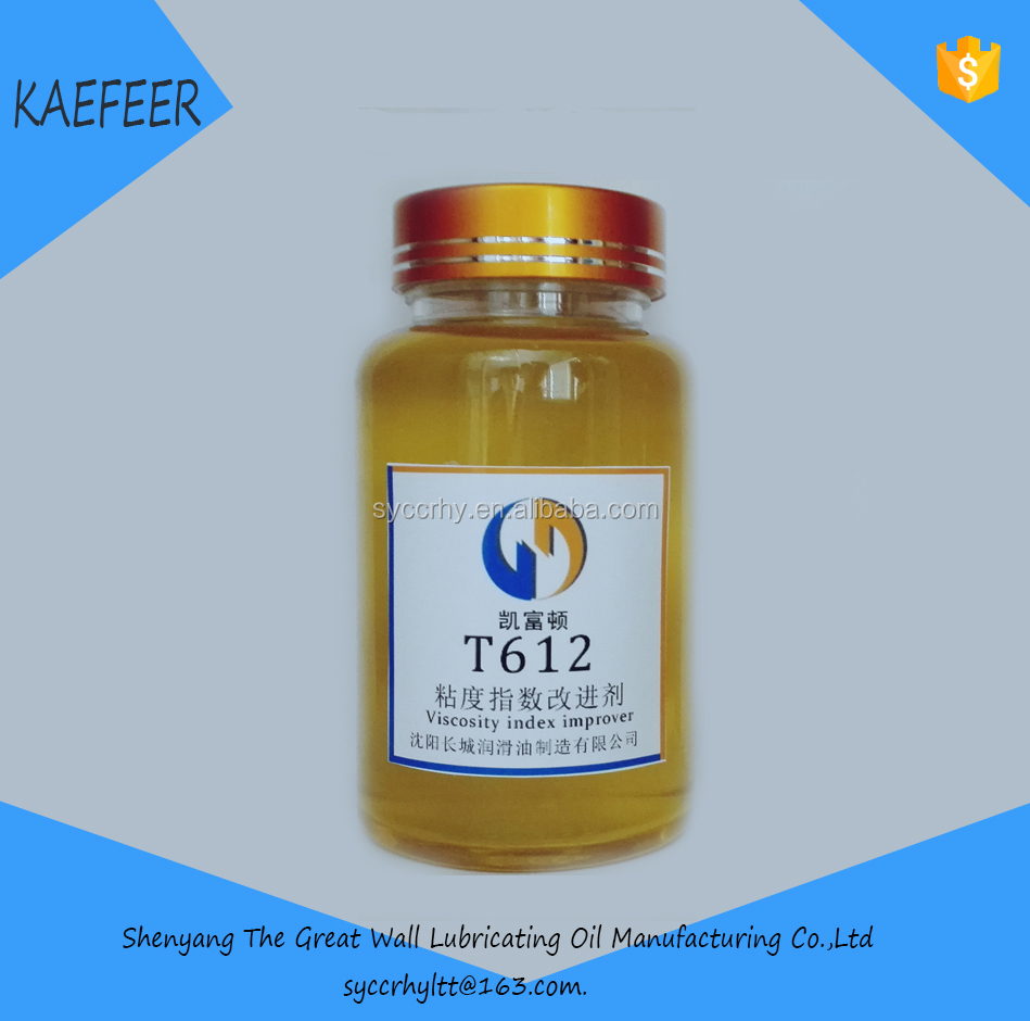 T612 Liquid OCP viscosity index improver for lubricant oil