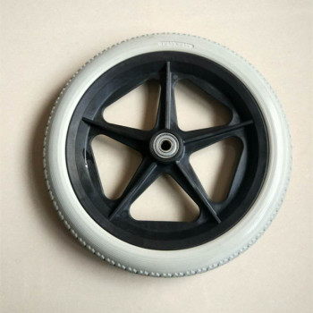 PU Tire Solid Tire for Baby Stroller and Pram Flat Free Tire