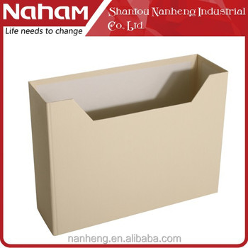naham excellent office decorative folding paper magazine holder