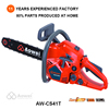 chinese chainsaw manufacturers for heavy duty gasoline chainsaw machines