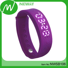 High Quality Silicone Wristband Heart Rate Monitor